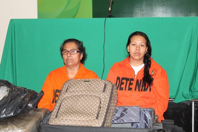 """¡Atraparon a las narcotraficantes """"La Mayela"""" y """"Mamá Lucha"""" del Cártel del Golfo en Aguascalientes!"""