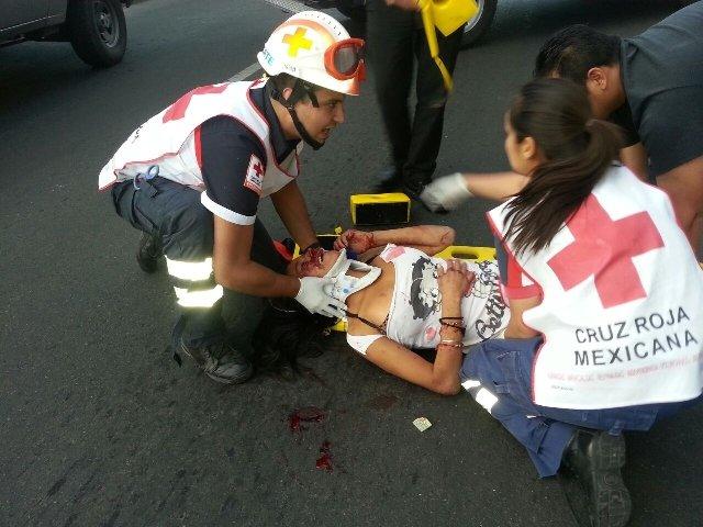 ¡Intentaron asesinar a una joven meretriz en Aguascalientes!