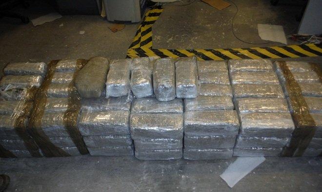 ¡Militares incautaron 88 kilos de marihuana en la Puerta de Acceso Sur!