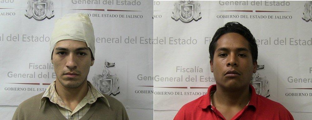 Fiscalía de Jalisco captura a dos sujetos acusados por el asesinato de un joven en riña en Zapopan