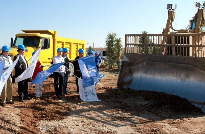Inicia MunicipioAgs la construcción de la 6a etapa del Relleno Sanitario de San Nicolás