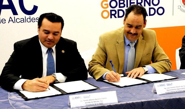 Aguascalientes será sede del IV Congreso Anual de Alcaldes