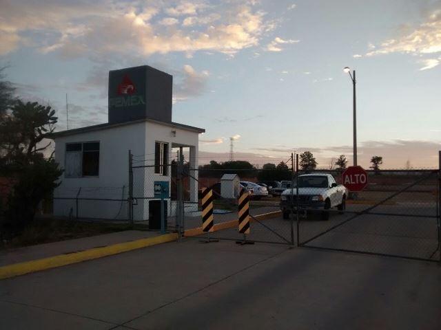 ¡Comando armado asaltó instalaciones de PEMEX en Aguascalientes!
