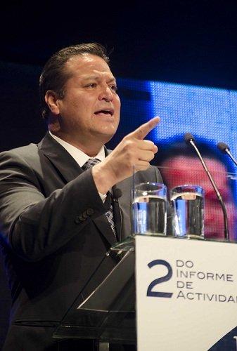 Rindió el senador Fernando Herrera su 2° Informe de Actividades