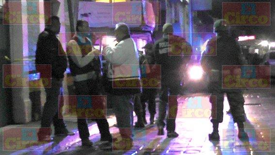 ¡Ejecutaron a tiros a un hombre en un bar en Fresnillo e hirieron a otro!