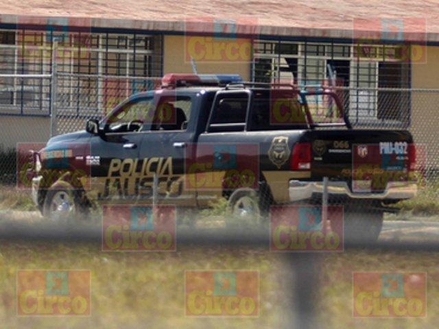 ¡La Fuerza Única irrumpió la Preparatoria Regional de la U de G en Lagos de Moreno!