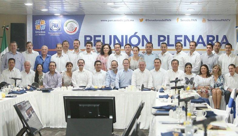 Se compromete Fernando Herrera a analizar con seriedad los temas de la agenda del Senado