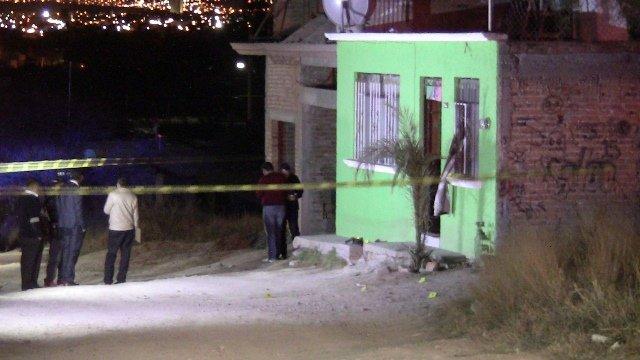 ¡3 sicarios intentaron ejecutar a balazos a un narcotraficante en Aguascalientes!