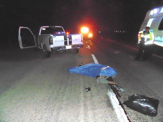 ¡Motociclista de Monterrey murió en trágico accidente en Aguascalientes!