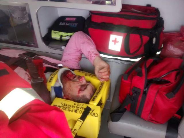 ¡Zacatecano provocó fatal accidente en Aguascalientes con saldo de 1 muerto!
