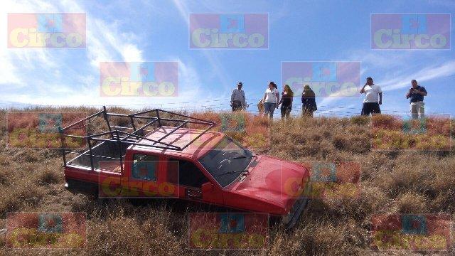 ¡Mujer murió arrollada por camioneta de una constructora en Lagos de Moreno!