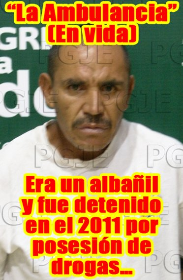 """¡Capturan a """"El Pichas"""" por matar a batazos a """"La Ambulancia"""" en Aguascalientes!"""