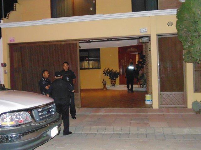 ¡Ya localizaron la camioneta robada durante el asalto en una residencia en Aguascalientes!