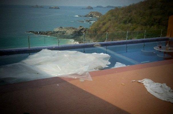 ¡Tres turistas llevan a cabo suicidio colectivo en hotel de Zihuatanejo!