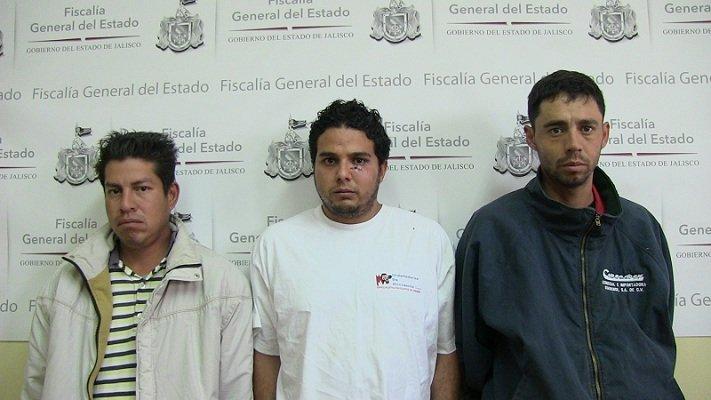 ¡Investigan a tres sujetos por el asalto de un banco en El Salto, Jal.!