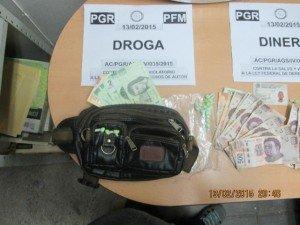 2 DETENIDOS PGR CON DROGA Y PIRATERIA CC AGROPECUARIO (2)
