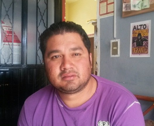 ¡Policías municipales de Zacatecas golpean y roban a migrante centroamericano!
