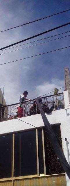 ¡Oficial de Tránsito y un civil frustraron el suicidio de un joven en Aguascalientes!