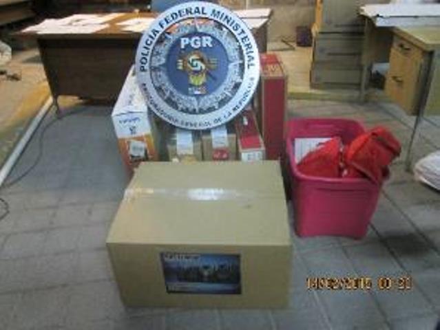 ¡La PGR capturó a 4 personas que realizaban juegos de azar de manera ilegal en Aguascalientes!