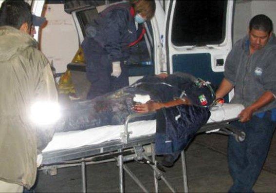 ¡Sangriento enfrentamiento en Loreto entre delincuentes y policías estatales: un oficial murió!