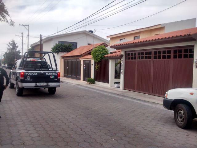 ¡2 pistoleros asaltaron otra residencia en Aguascalientes!