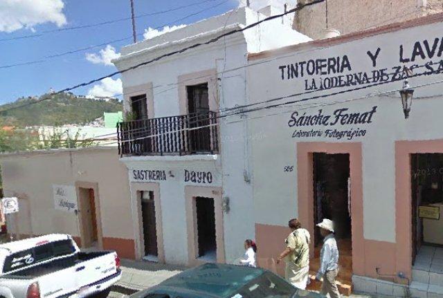 ¡Asesinaron a un sastre estrangulándolo en su negocio en pleno Centro de Zacatecas!