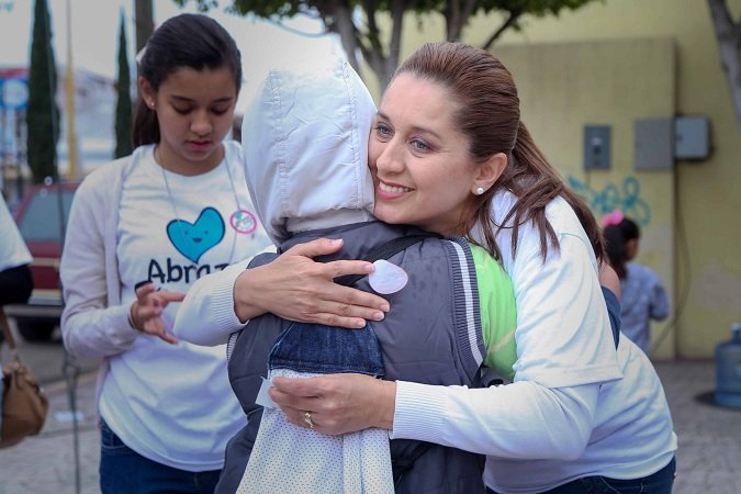 Emprendió Ayto. de Jesús María gira de abrazos por las comunidades del municipio