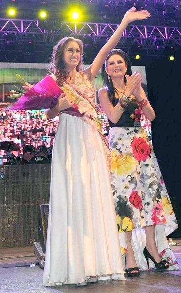 ¡Ana Karen Romo Jiménez será la soberana de la Feria Nacional de San Marcos 2015!