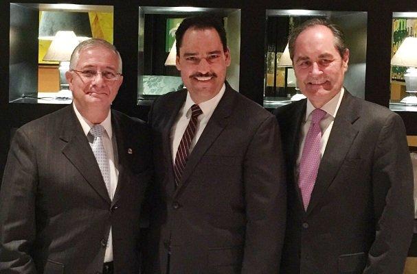 Se reúne el alcalde de Ags. con cónsules españoles para fortalecer los vínculos de desarrollo económico