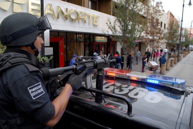 ¡La delincuencia ridiculiza el Mando Único Policial en Aguascalientes!