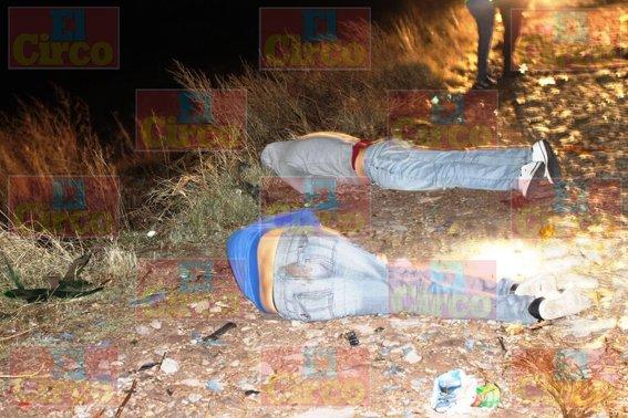 ¡Ejecutan a dos jovencitos y tiran sus cuerpos en el basurero de Fresnillo!