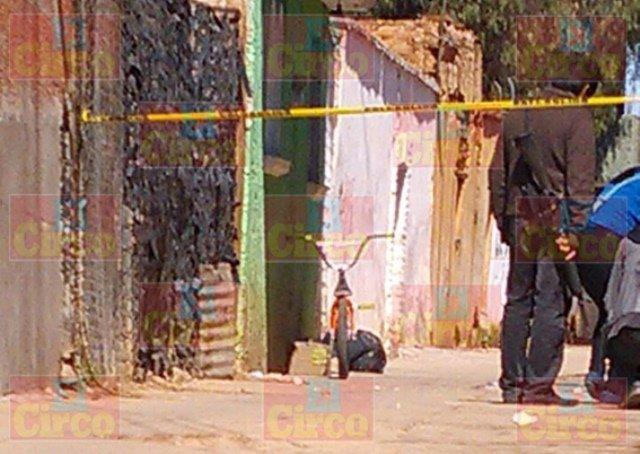 ¡FOTOGALERÍA/ Ejecutaron a balazos a un hombre e hirieron gravemente a otros dos en Fresnillo!