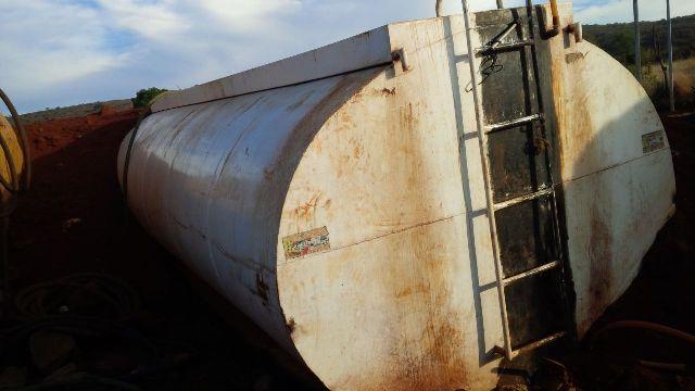 ¡Asegura la Fuerza Única de Jalisco 40 mil litros de combustible robado en Tepatitlán!
