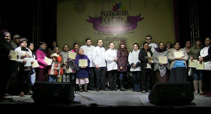 ¡Gran éxito tuvo el Concurso de Tamales organizado por el Ayuntamiento de Jesús María!