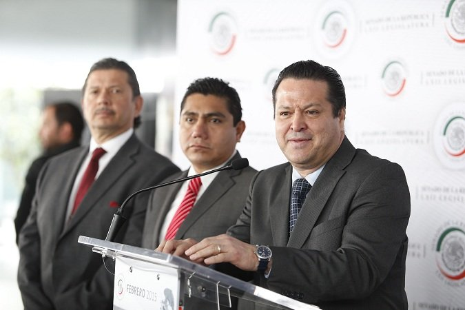 ¡Asumirá Fernando Herrera la Coordinación de Acción Nacional en el Senado de la República!