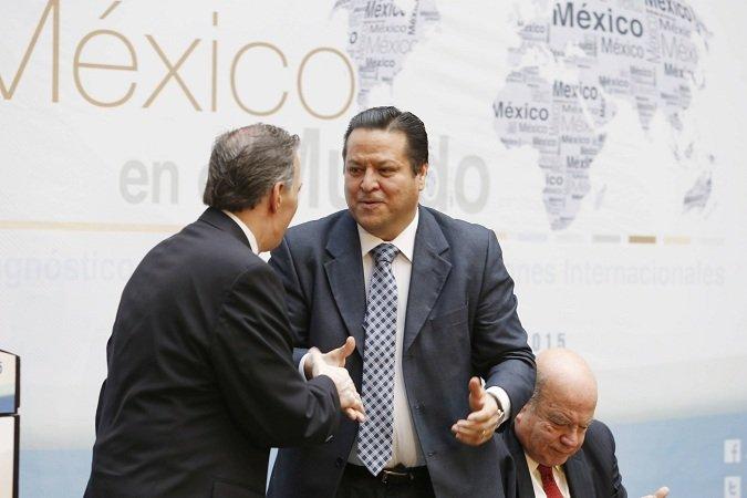 Mexicanos deben unirse al proyecto nacional para posicionar a México en el mundo: FH