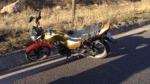 LESIONADO MOTOCICLISTA IMPACTADO AUTO 70 ORIENTE (3)