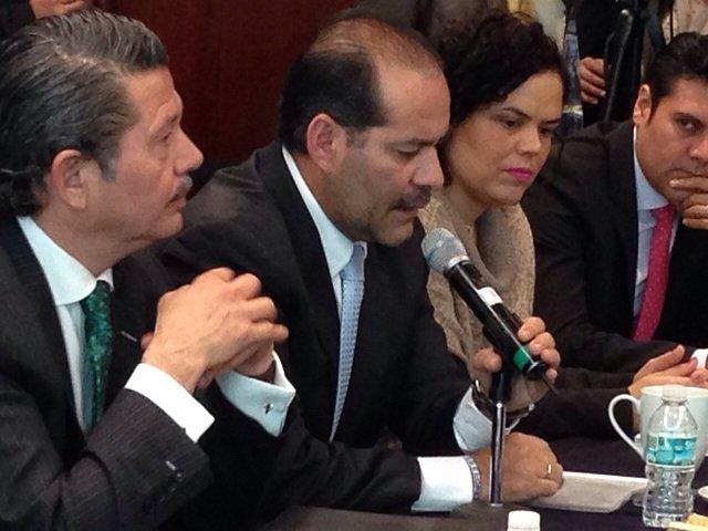 Martín Orozco se opone a la iniciativa de EPN sobre seguridad y justicia