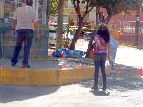 ¡Asesinan de una puñalada a una persona en el Cerrito de la Cruz!