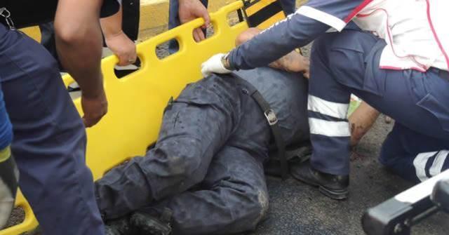 ¡Sexagenario motociclista embestido en Encarnación de Díaz murió en Aguascalientes!