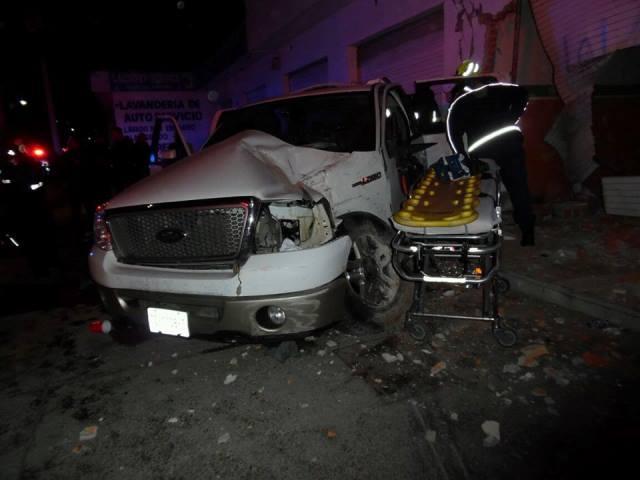 ¡Ebrio elemento de la PGR Delegación Michoacán mató a un peatón en Aguascalientes!