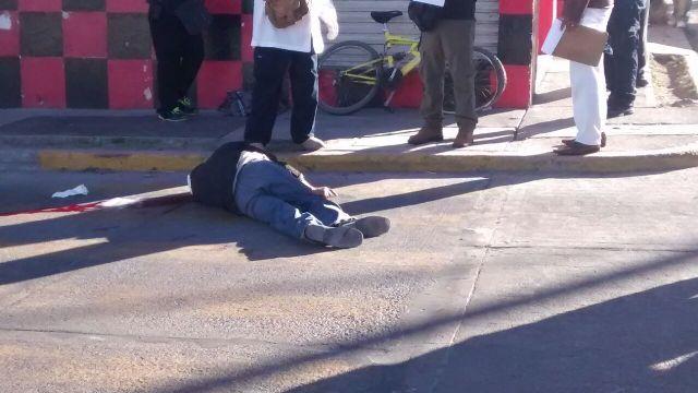 ¡Ya identificaron al ciclista muerto aplastado por un tráiler en Aguascalientes!
