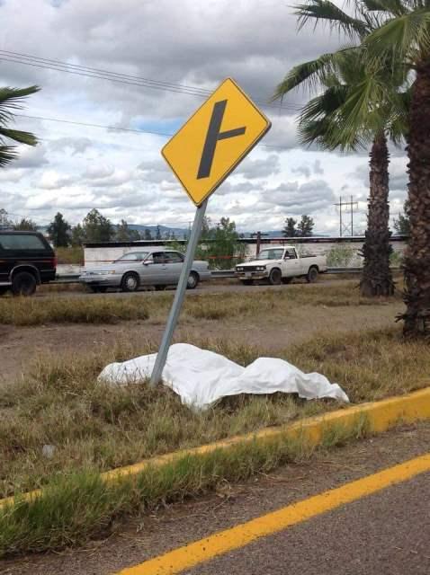 ¡Motociclista se mató en espantoso accidente en Aguascalientes!
