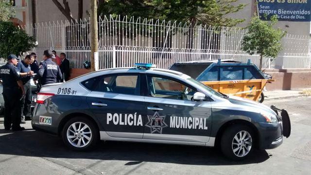 ¡Solitario delincuente asaltó una agencia de viajes en pleno Centro de Aguascalientes!