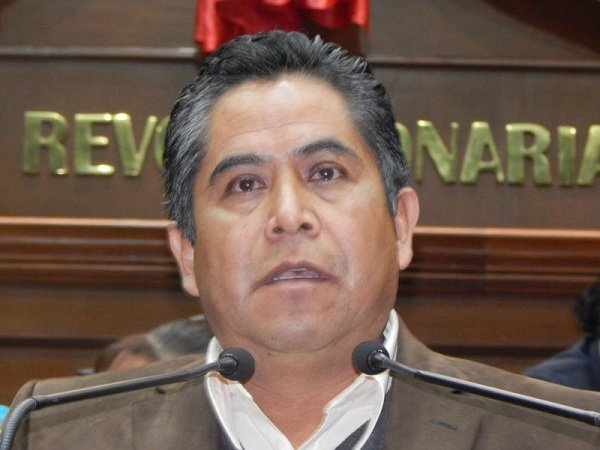 El PRI quiere planchar la Reforma Político- Electoral para que Martín Orozco no busque la gubernatura
