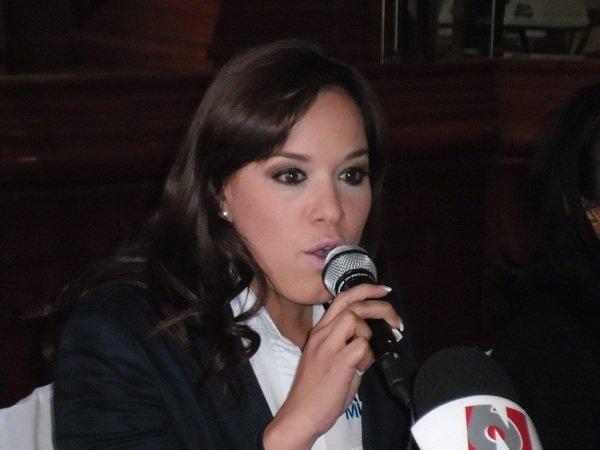 ¡Candidata a diputada por el PAN apoya orfanato donde golpean a los niños en Ags.!
