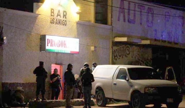 ¡Ejecutaron a balazos a 2 hombres en una noche en Guadalupe, Zacatecas!