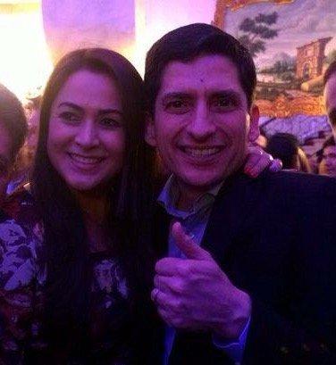 Tere Jiménez respalda la candidatura de Víctor Fuentes a la alcaldía de San Nicolás de los Garza en N.L.