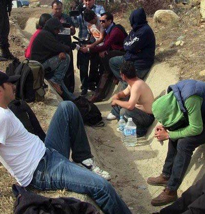 ¡Rescata la Policía Federal a 18 migrantes centroamericanos en San Luis Potosí!