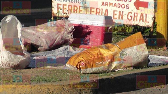 ¡Ya identificaron a uno de los dos ejecutados decapitados y mutilados en Fresnillo!